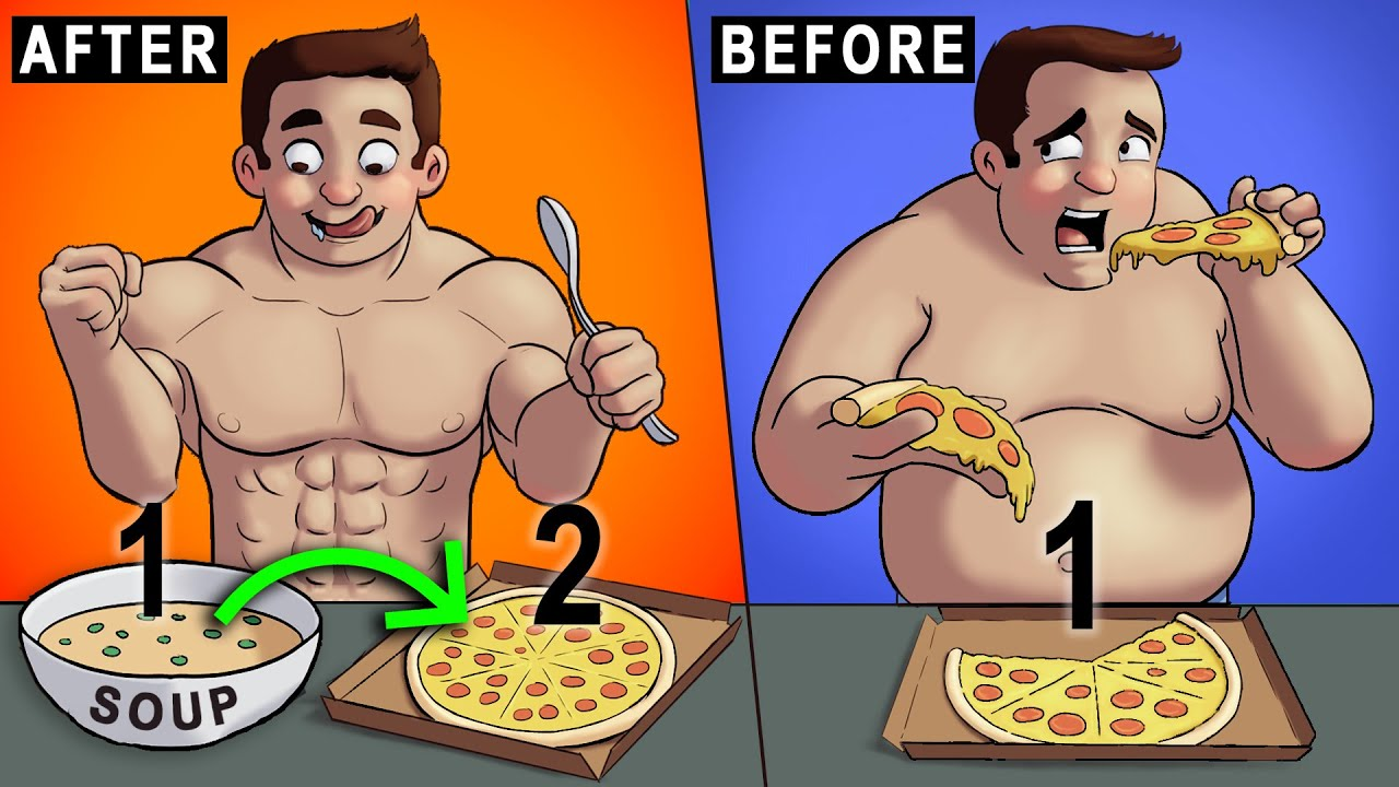 1 Simple Trick to Make Weight Loss EASIER