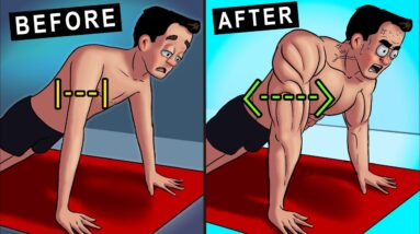 10 Pushup Variations to Build Muscle (AT HOME)
