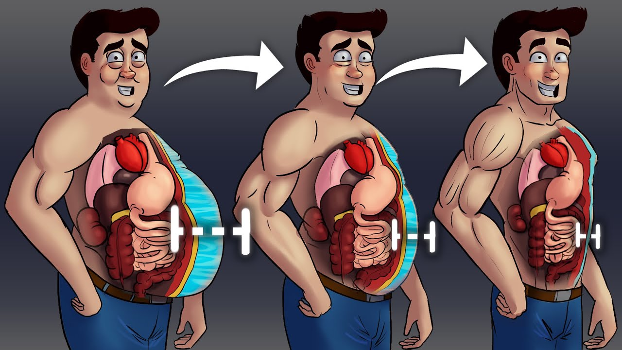 10 Tips To Reduce Stomach BLOATING (Water Retention)
