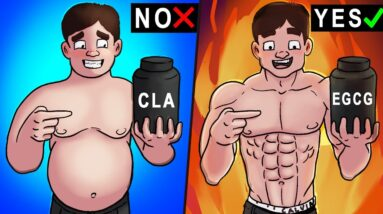 5 Fat Burner Supplements (That Actually Work!)