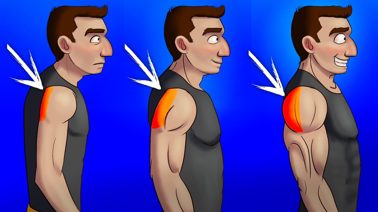 9 BEST Exercises for Perfect REAR DELTS