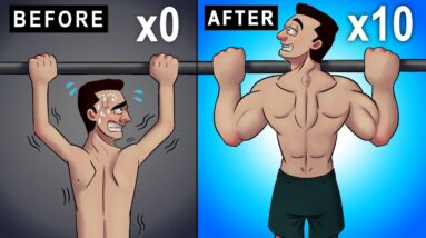 Go from 0 to 10 Pull-Ups FAST