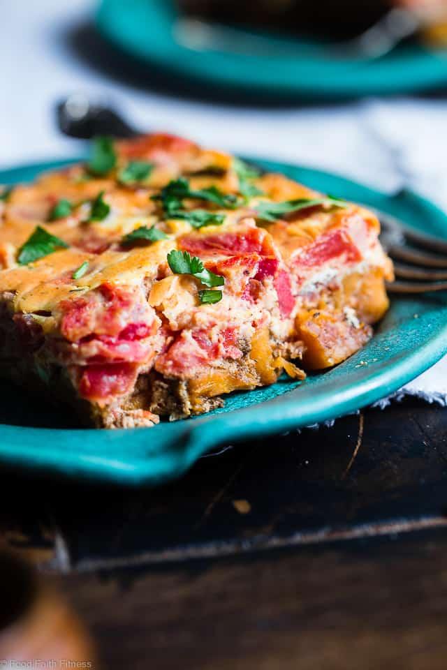 TK breakfast casserole 1