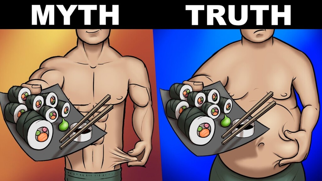 17 Biggest Myths About Weight Loss