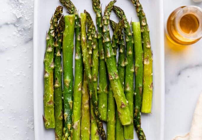 Air Fryer Asparagus photo 683x1024 1