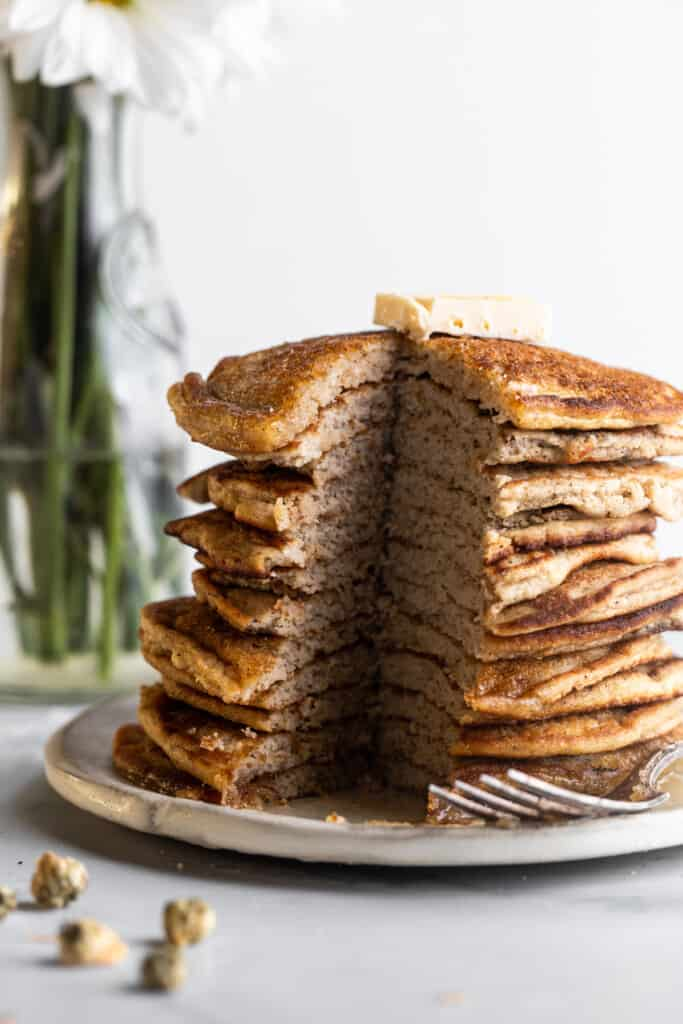Keto Coconut Flour Pancakes photo 683x1024 1