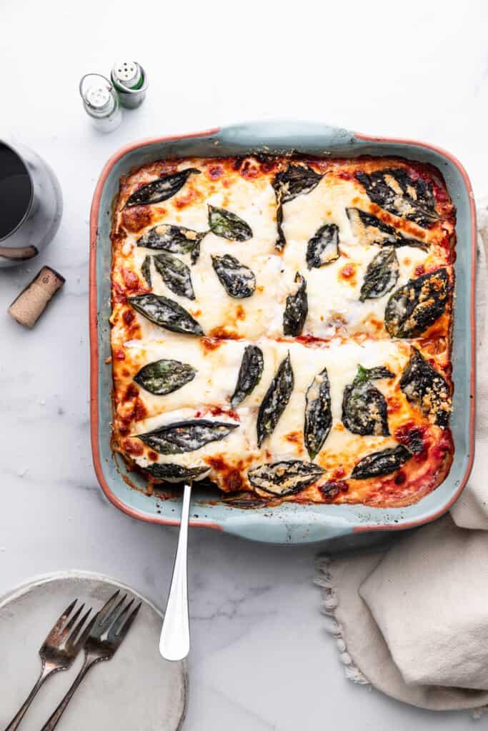 Spaghetti Squash Lasagna picture 683x1024 1