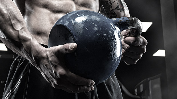 The Single Kettlebell Workout 1
