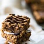 healthy peanut butter oatmeal breakfast bars image 150x150 1