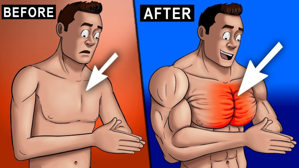 9 Exercises for a Big Chest (Dumbbells Only!)