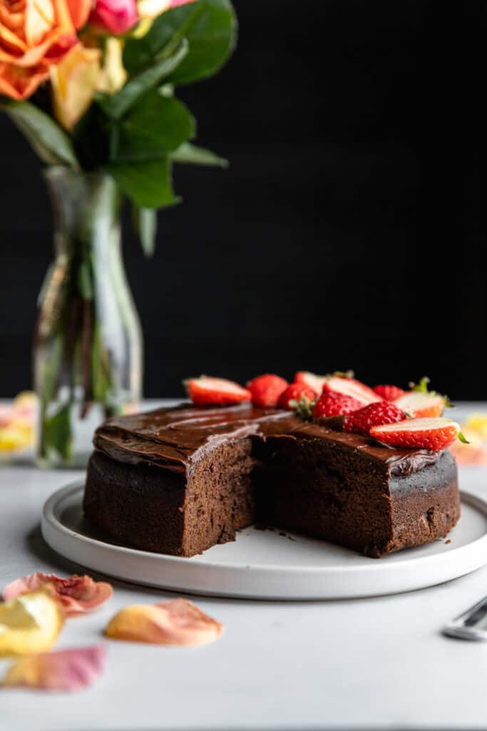 Instant Pot Chocolate Cake image 683x1024 1