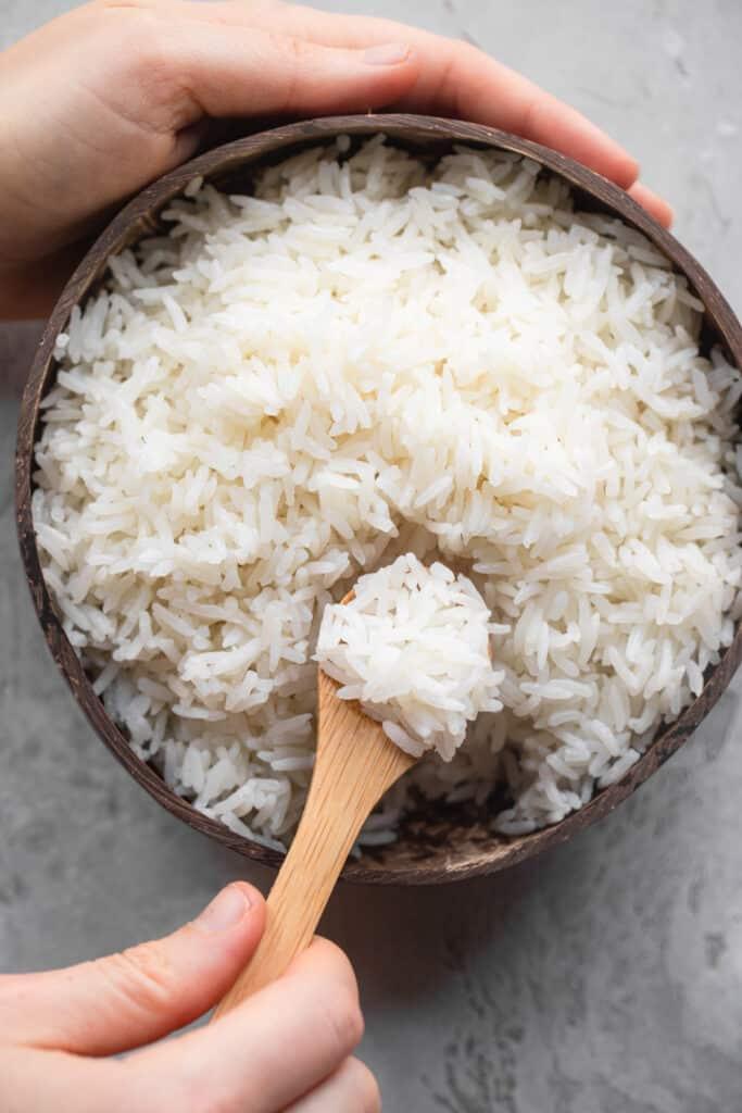 Instant Pot Coconut Rice image 683x1024 1