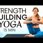 Yoga for Building Strength! Hip & Knee Mobility | 15 Minute Yoga with Chelsey