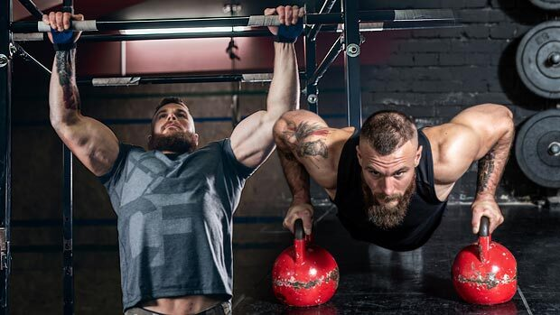 6 Ways to Master Your Push Up and Chin Up Game