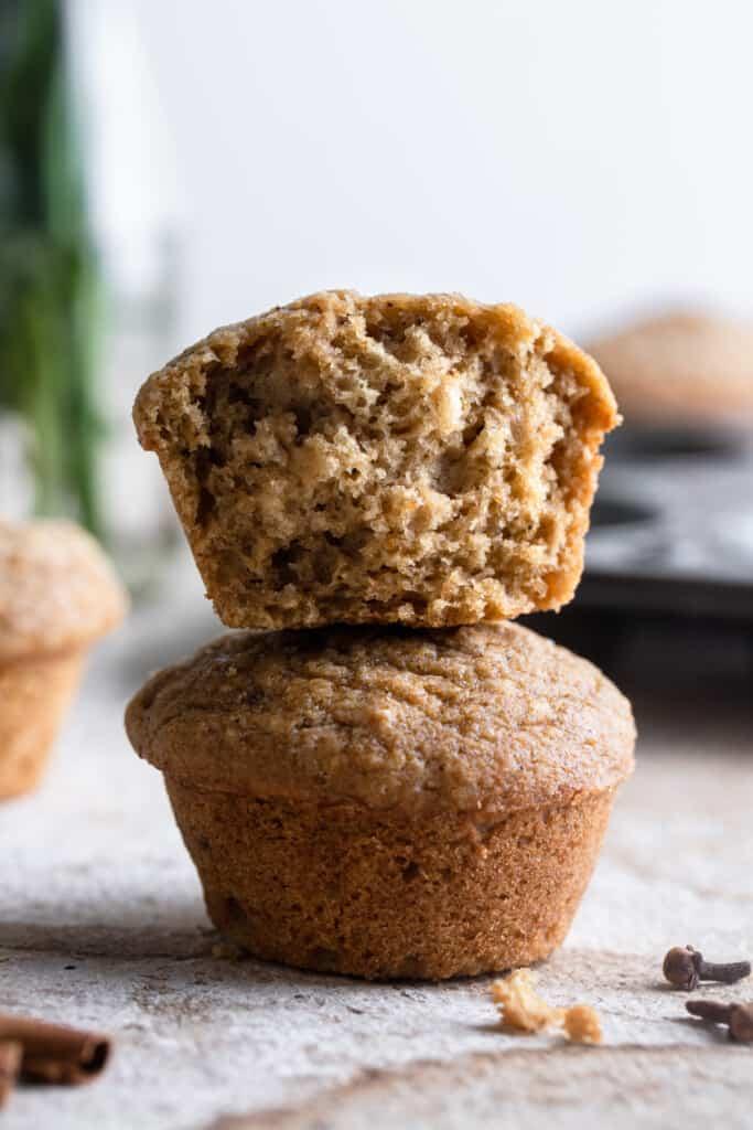 Applesauce muffins photograph 683x1024 1
