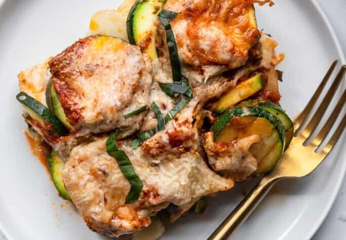 Chicken Zucchini Casserole picture 683x1024 1