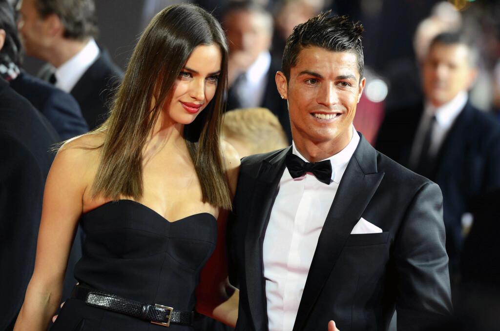 Irina Shayks Dating History Cristiano Ronaldo