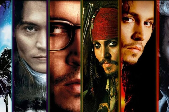 Johnny Depp 58th Birthday