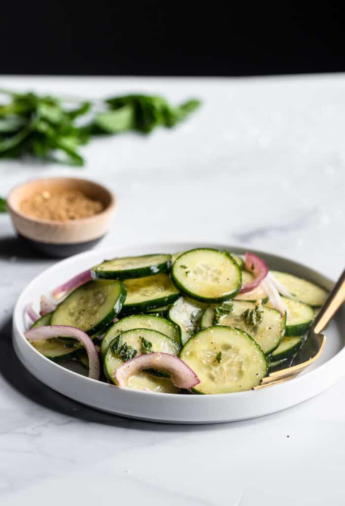 Mediterranean Cucumber salad image 700x1024 1