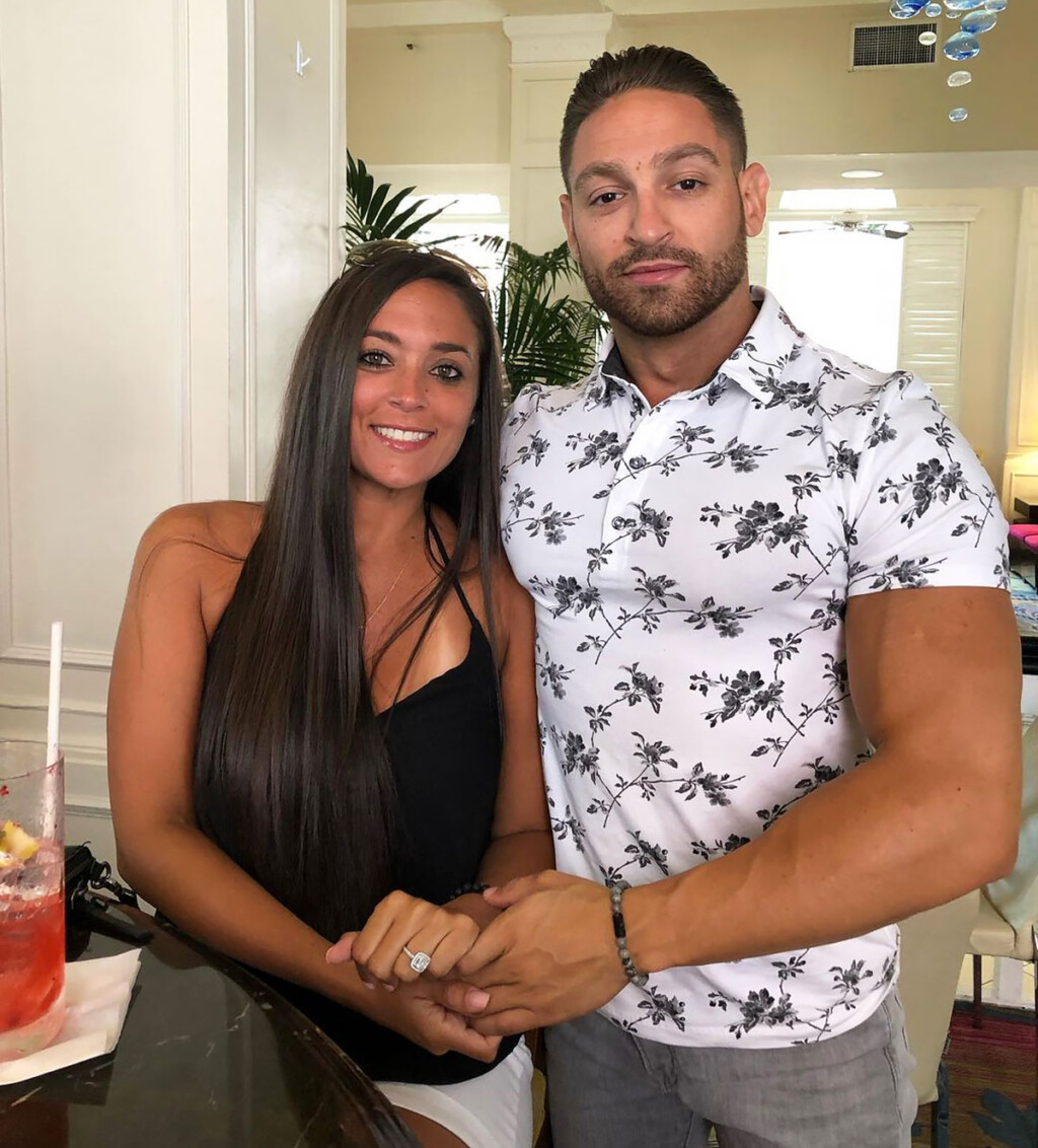 Sammi Sweetheart Giancola Fiance Christian Biscardi Signs They Have Split Promo