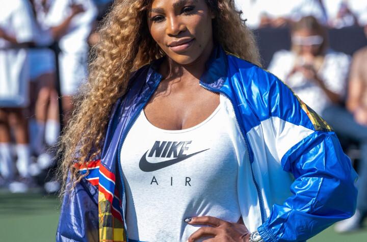 Serena Williams Naomi Osaka Exits French Open Celebs React