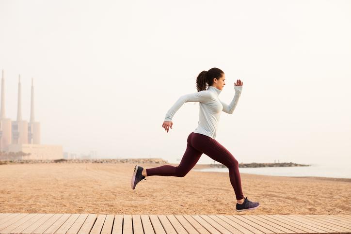sprinting jumping workout 2