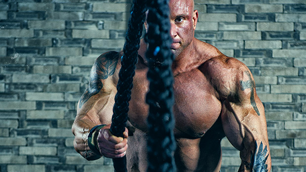 7 Ways to Build Muscle with Battle Ropes 1