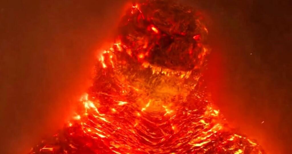 Godzilla Trending Burning Sea Video Gulf Of Mexico