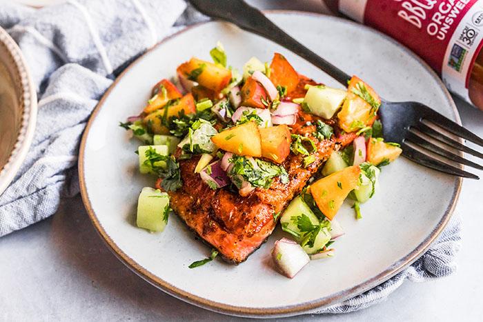 bbq salmon recipe 10 1