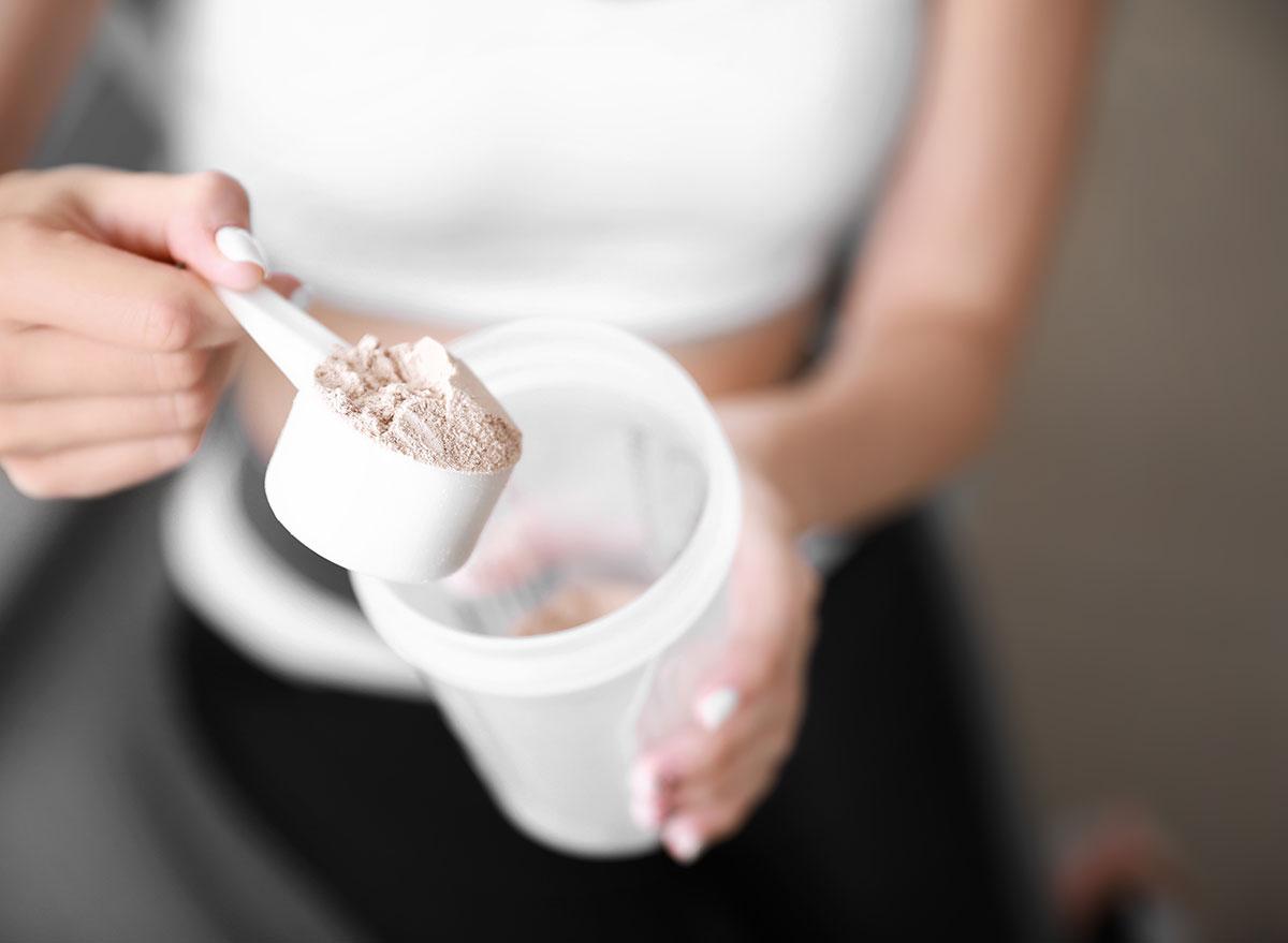 protein powder 1