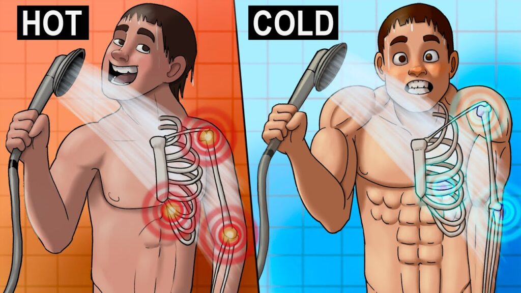 What Happens After 30 Days of Cold Showers