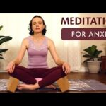 Guided Meditation for Anxiety Relief & Body Awareness | with Melissa