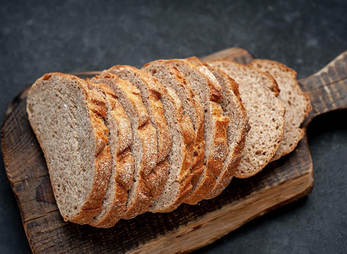 whole wheat bread 1