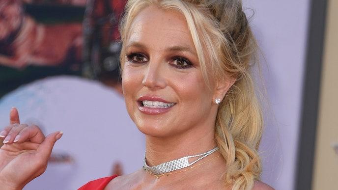 BritneySpears GettyImages 1157263385