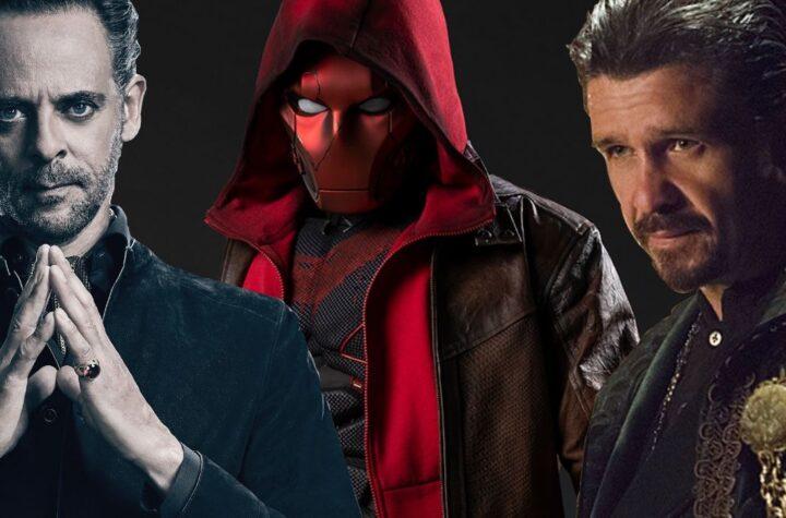 Titans Ras Al Ghul Featured