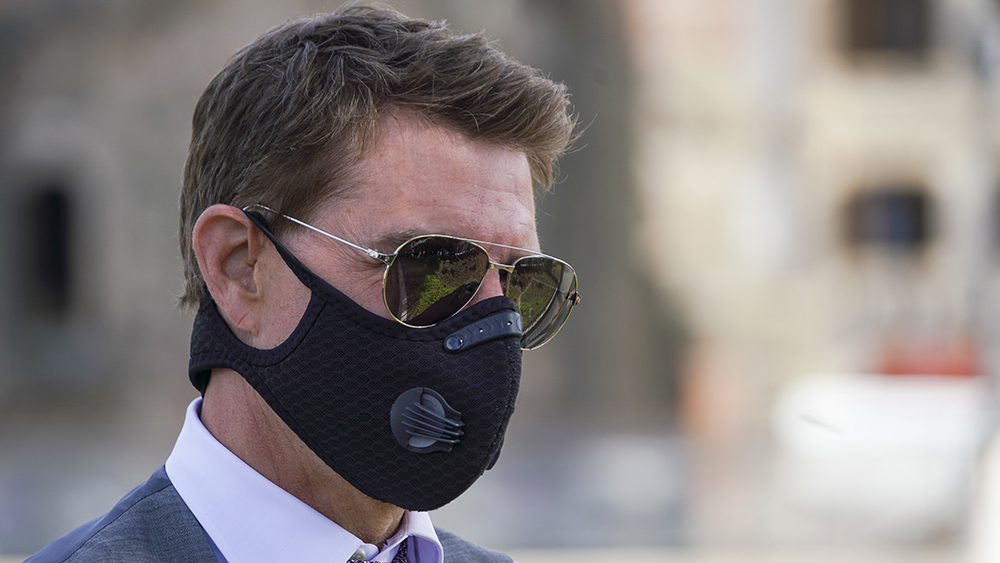 Tom Cruise Mission Impossible 7 Mask